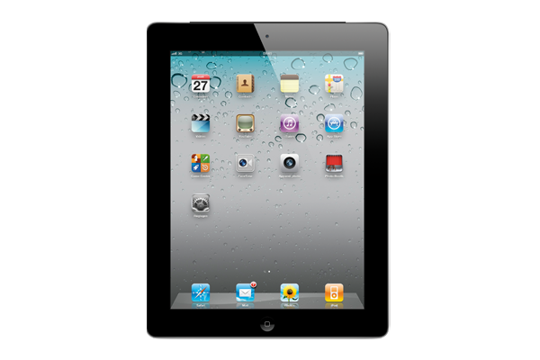 Apple - iPad 2 Wi-Fi + 3G 16Go Noir