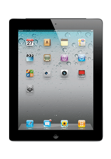 Apple iPad 2 Wi-Fi + 3G 16Go Noir