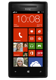 HTC Windows Phone 8x by HTC