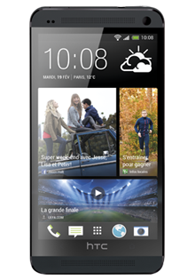 HTC One Noir