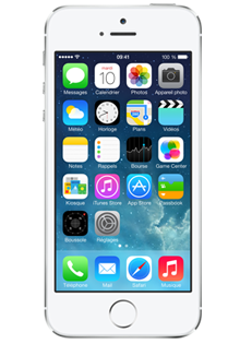 Apple iPhone 5s 64Go ARGENT
