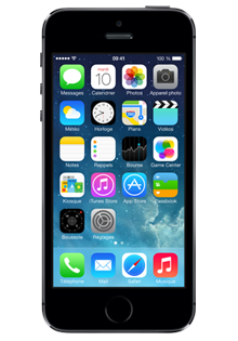 Apple iPhone 5s 64Go GRIS