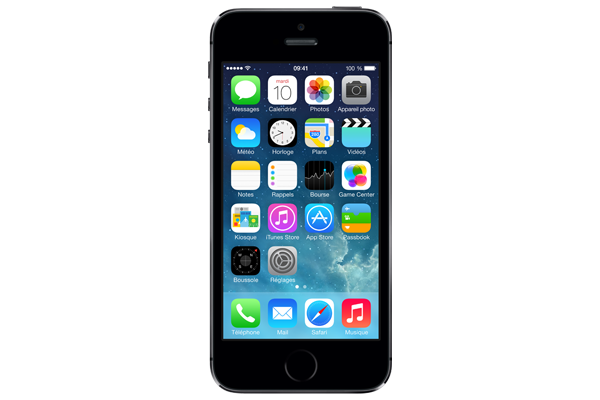Apple - iPhone 5s 32Go GRIS