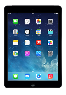 Apple iPad Air 64Go GRIS