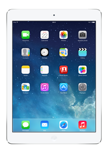 Apple iPad Air 64Go ARGENT