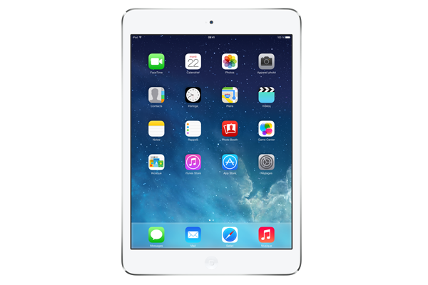 Apple - iPad mini Retina 16Go ARGENT
