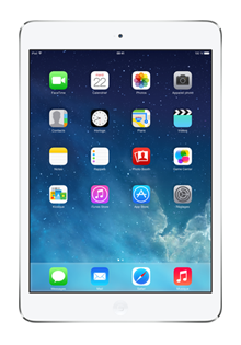 Apple - iPad mini Retina 32Go ARGENT