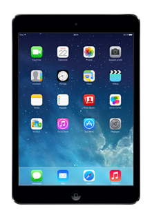Apple - iPad mini Retina 128Go GRIS