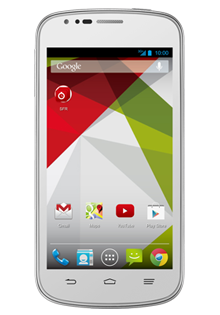 Smartphone Android by SFR Startrail 4 Blanc Reconditionné