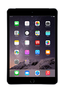 Apple iPad mini 3 64Go Gris